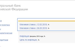 Безрисковая ставка ЦБ РФ на сегодня: особенности расчета прибыли