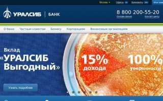 Кредиты в Уралсиб банке: программы, требования, порядок подачи заявки
