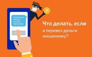 Как вернуть деньги, переведенные мошенникам: основные методы
